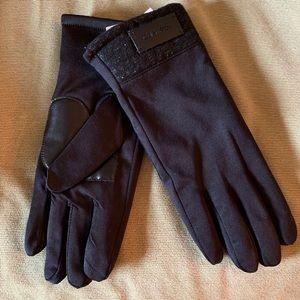 ⭐️NWT⭐️Calvin Klein Gloves